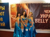 Чемпіонат України зі східних танців в Ялті, 2011